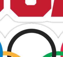 Team USA Olympics Logo Sticker