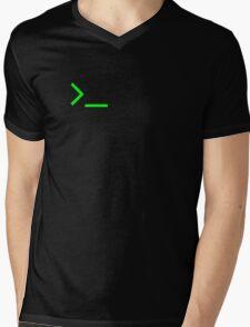 Terminal Mens V-Neck T-Shirt