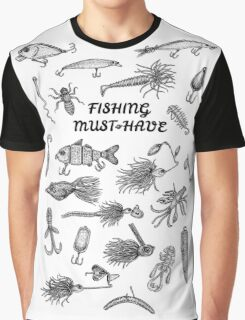 Fishing Must-Have Graphic T-Shirt