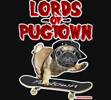 Lords of Pugtown Unisex T-Shirt