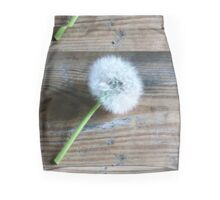 Dandelion Mini Skirt