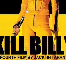 Kill Billy Sticker