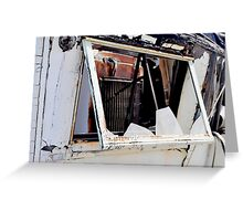SALTON SEA REHAB (CARD) Greeting Card