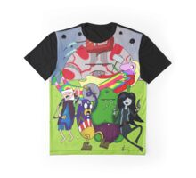 Avenger Time Graphic T-Shirt