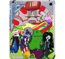 Avenger Time iPad Case/Skin