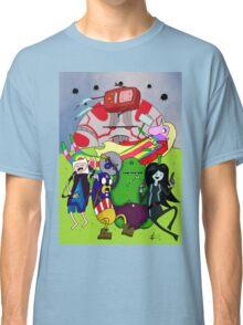 Avenger Time Classic T-Shirt