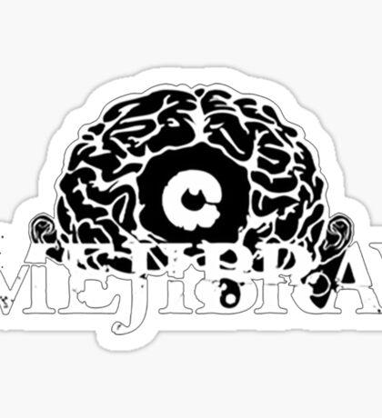 Mejibray Sticker