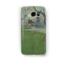 Vincent Van Gogh - Orchards in blossom, view of Arles Samsung Galaxy Case/Skin