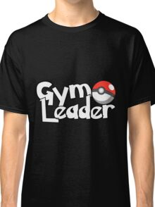Pokemon Gym Leader Classic T-Shirt