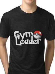 Pokemon Gym Leader Tri-blend T-Shirt