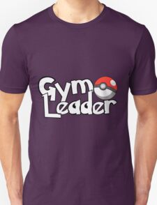 Pokemon Gym Leader Unisex T-Shirt