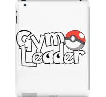 Pokemon Gym Leader iPad Case/Skin