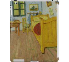 Vincent Van Gogh - The bedroom, October 1888 , Impressionism iPad Case/Skin