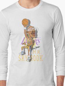 Mr. SKY HOOK Long Sleeve T-Shirt