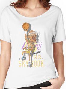 Mr. SKY HOOK Women's Relaxed Fit T-Shirt