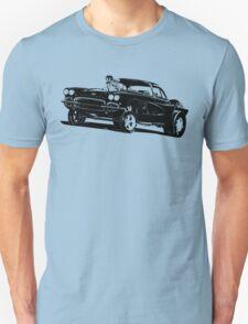 chevrolet corvette Unisex T-Shirt