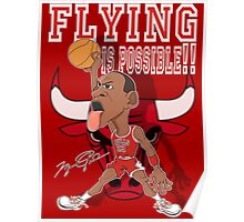FLYING IS POSSIBLE!! Poster