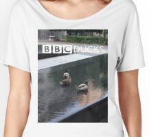 BBC Ducks Women's Relaxed Fit T-Shirt