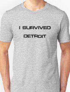 I survived Detroit T-Shirt