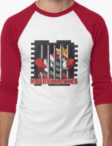#Krebuknackis    GPL Season 3 Men's Baseball ¾ T-Shirt