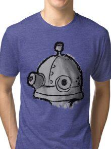 Machinarium paint Tri-blend T-Shirt