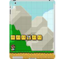 Super Mario Maker! iPad Case/Skin