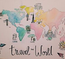 Travel the World by typicalcrystal