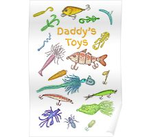 Daddy's Toys Poster