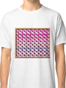 Cute fun style Patch  Classic T-Shirt