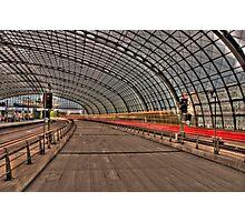 Hauptbahnhof Berlin Photographic Print
