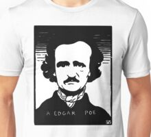 Edgar Allan Poe - The master Unisex T-Shirt