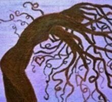 She Tree 2 Sticker