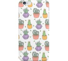 Potted Plants iPhone Case/Skin