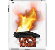 Let's Rage iPad Case/Skin