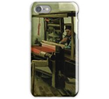 Vincent Van Gogh - Weaver, 1884 iPhone Case/Skin