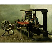 Vincent Van Gogh - Weaver, 1884 Photographic Print