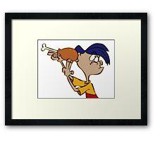 Ed Edd n' Eddy - Ralph Framed Print