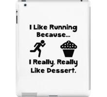 Running Dessert iPad Case/Skin