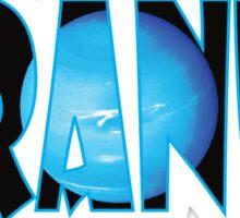 Uranus Sticker