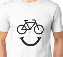 Bike Smile Unisex T-Shirt