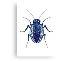 Ribbon Beetle Canvas Print