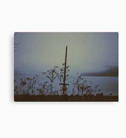 She Rises Canvas Print