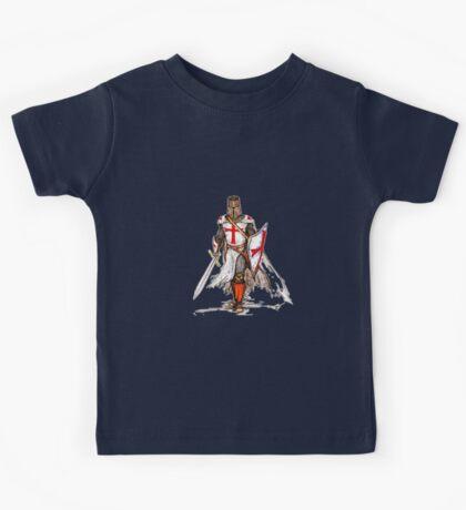 Templar Knight Kids Tee