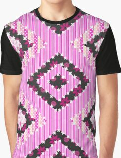 cool retro patch country style  Graphic T-Shirt