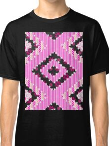 cool retro patch country style  Classic T-Shirt