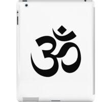 Yoga Om iPad Case/Skin