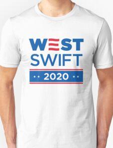West Swift 2020 Kanye Unisex T-Shirt