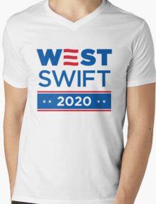 West Swift 2020 Kanye Mens V-Neck T-Shirt