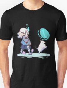 Walking the Dog T-Shirt