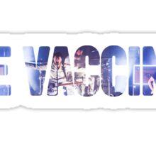 The Vaccines - Logo (Alternative) Sticker